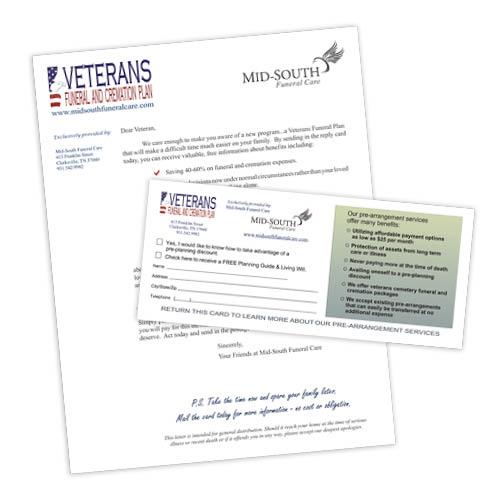 Veterans Letter