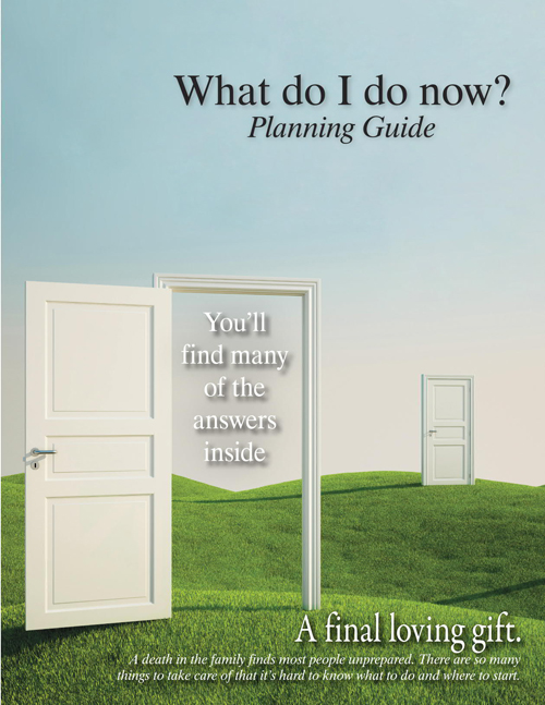 Planning Guide - What do I do now? (Door)