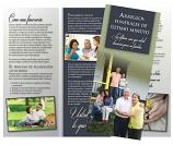 Spanish Brochure - Arreglos Funerales De Último Minuto