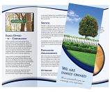 Family Owned Brochure - We Are Family Owned