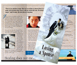 Grief Brochure - Losing a Spouse (Cake)
