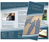 Grief Brochure - Losing a Parent (Image)