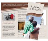 Grief Brochure - Losing a Parent (Embracing)